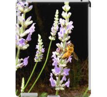 At the Lavender Bar iPad Case/Skin
