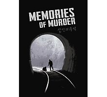 Memories of Murder Photographic Print