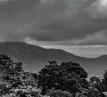 Hills Of Wayanad Sticker