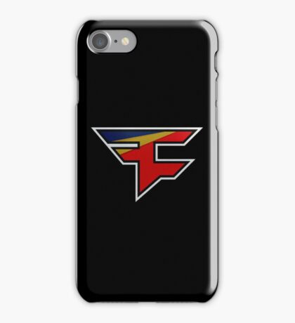 Faze 2.0 | Performance SS | Black Background | High Quality! iPhone Case/Skin