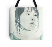 Samaritan girl Tote Bag