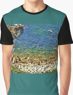 Into the Blue! Graphic T-Shirt