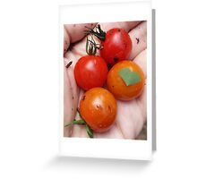 Garden Love Greeting Card