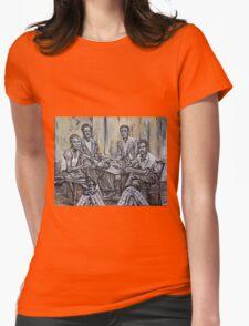 Sicilian Siesta Womens Fitted T-Shirt