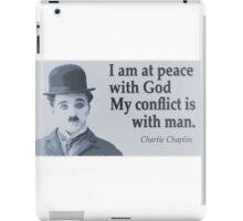 Charlie Says Man iPad Case/Skin