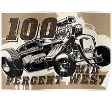 Gasser coupe Poster