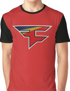 Faze 2.0 | Performance SS | Red Background | High Quality! Graphic T-Shirt