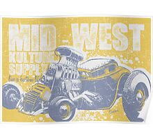 Mid-West Kulture Supply Poster