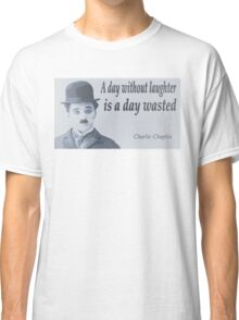 Charlie Says Laugh Classic T-Shirt