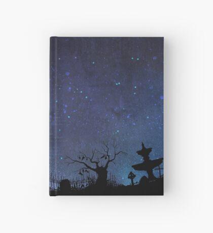 Night Graveyard Lyrics Hardcover Journal