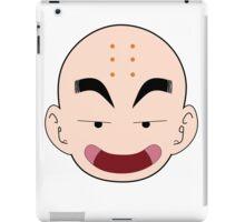 Krillin Big Face iPad Case/Skin