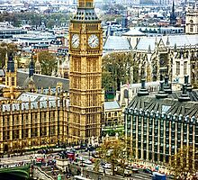Central London by shalisa
