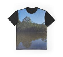 Brogo Dam (panoramic) Graphic T-Shirt
