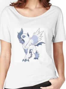 Absol Pokemon Women's Relaxed Fit T-Shirt