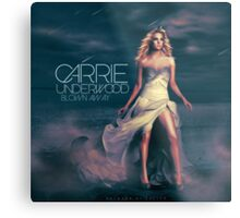 Carrie Underwood-Blown Away Metal Print