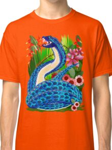 In A Deep Jungle-Snakes Classic T-Shirt