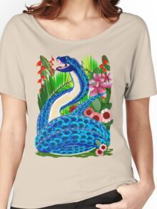 In A Deep Jungle-Snakes Women's Relaxed Fit T-Shirt