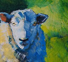 Sheep by MikeJory