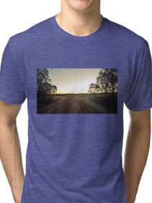 Fork in the road Tri-blend T-Shirt