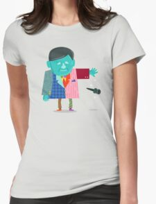 Craig Sager Strong Womens Fitted T-Shirt
