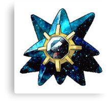 Starmie Pokemon Canvas Print