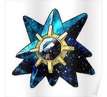 Starmie Pokemon Poster