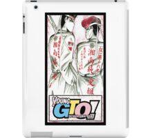 Onibaku Combi - Young GTO iPad Case/Skin