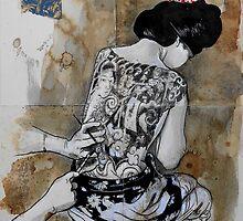 irezumi by Loui  Jover