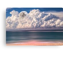 The robes of Angels. Canvas Print