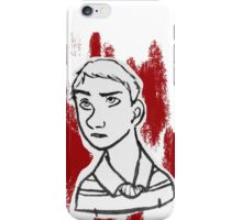John Watson- Red Version iPhone Case/Skin