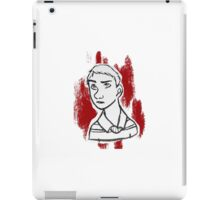 John Watson- Red Version iPad Case/Skin