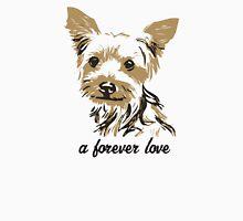 Yorkie Love Unisex T-Shirt