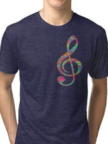Psychedelic Rock Tri-blend T-Shirt
