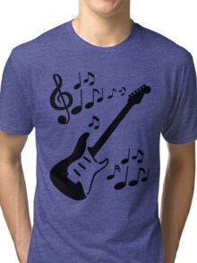 Rythmic Guitar Tri-blend T-Shirt