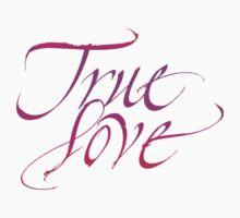 True love Baby Tee