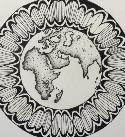 Worlds Eye Sticker