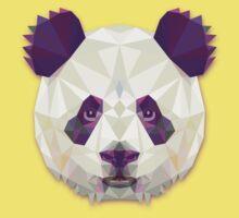 Happy Panda Kids Tee