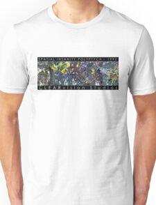 Spatial Insanity (1992) Unisex T-Shirt