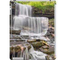 West Milton Cascades iPad Case/Skin