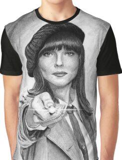 Doctor Who: Romana III (Juliet Landau) Graphic T-Shirt