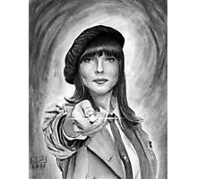 Doctor Who: Romana III (Juliet Landau) Photographic Print