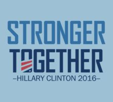 Stronger Together Kids Tee