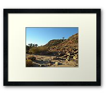 Flinders Ranges - Copley Framed Print
