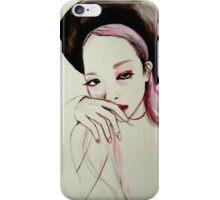 Japanese Girl. iPhone Case/Skin