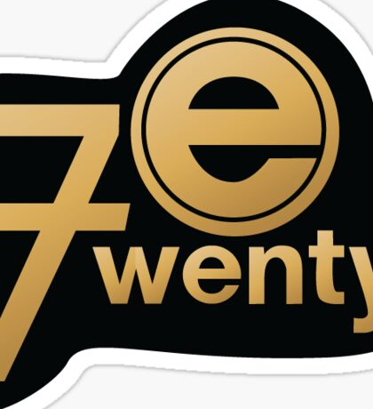 Entertainment 720 Sticker