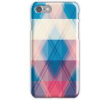 Harlequin design 2 iPhone Case/Skin