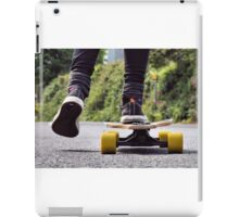 Skating. iPad Case/Skin