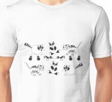 Wild animals Unisex T-Shirt