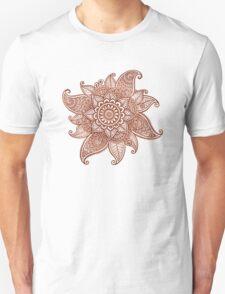 Indian flower Unisex T-Shirt