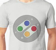 Controller - Super Nintendo Unisex T-Shirt